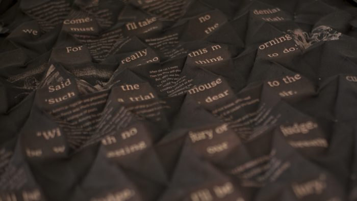 text is textile